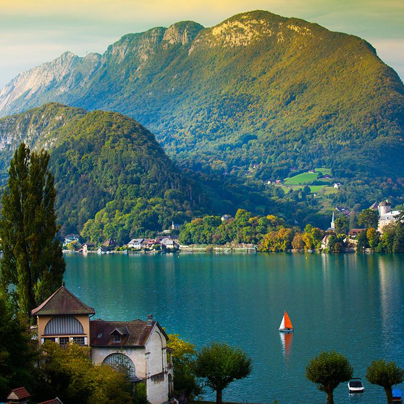 Annecy, una de las ciudades más fotografiadas | Blog Maravilloso