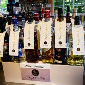 Premium Drinks Selection | Maravilloso's blog | Exclusive Traveler Club