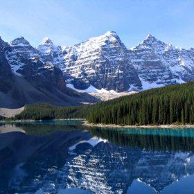 Paisajes Inolvidables de Canadá