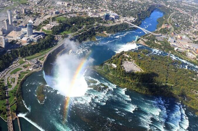 Best Helicopter Tour Niagara Falls